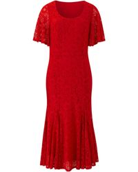 Simply Be - Joanna Hope Lace Maxi Dress - Lyst