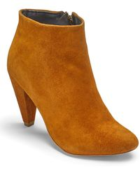 Simply Be - Sole Diva Heeled Ankle Boots - Lyst