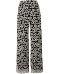 J SHOES - Joanna Hope Lace Trousers Petite - Lyst