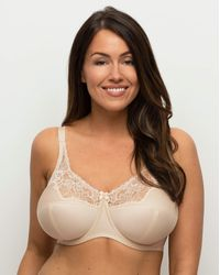 Charnos Superfit Full Cup Underwired Bra - Natural
