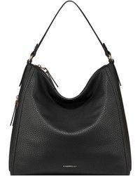 Fiorelli 'lisa' Slouchie Hobo Handbag - Black