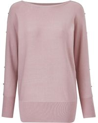 Simply Be - Open Sleeve Jumper - Lyst