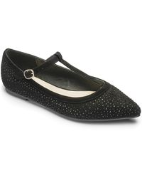 Simply Be - Sole Diva T-strap Shoes - Lyst