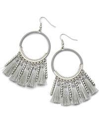Simply Be - Tassel Earrings - Lyst