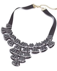 Simply Be - Fan Collar Necklace - Lyst