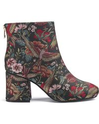 Simply Be - Maya Embroidered Boots - Lyst