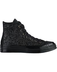 Lyst - Converse Chuck Taylor All Star  holiday Party  Sequin High ... 11e98525c