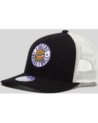 Mitchell & Ness - Lakers Truckers Cap - Lyst