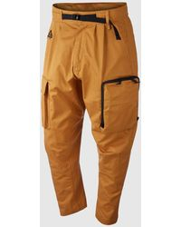 Nike Acg Cargo Pants - Brown