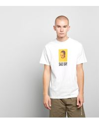 Brotherhood - Sad Day T-shirt - Lyst