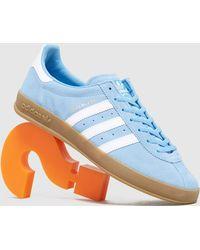 adidas Originals Broomfield - Bleu