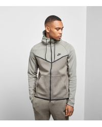 16f4747f97 Nike Tech Fleece Windrunner Hoodie 805144 091 Men s Sweatshirt In ...