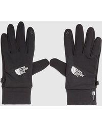 The North Face Etip Gloves - Schwarz