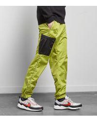 Stussy Side Pocket Nylon Pant - Multicolour