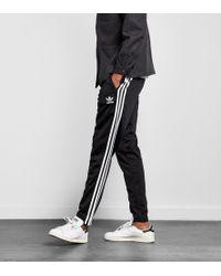 adidas superstar con pantaloncini originali in nero per gli uomini lyst