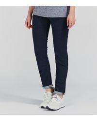 Carhartt WIP Ashley Ankle Denim Jeans - Blue
