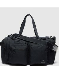 Nike Utility Power Duffle Bag - Schwarz