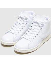 Adidas Stan Smith Mid Women White