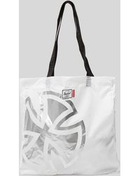 Herschel Supply Co. Tote Bag x Independent Truck Company - Blanc