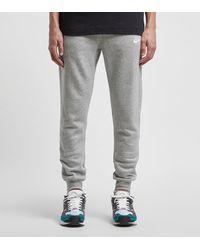 Nike Foundation Cuffed Fleece Pants - Gris