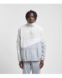 Nike - Sportswear Swoosh Half-zip Jacket - Lyst