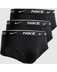 Nike Pack de 3 slips - Noir