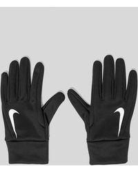 Nike Hyperwarm Field Player Gloves - Negro