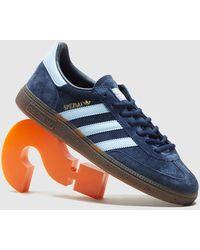 adidas 'Handball Spezial' Sneakers - Blau