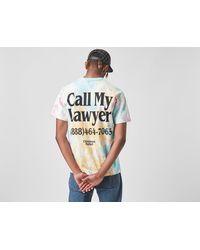 Chinatown Market Lawyer Tie Dye T-shirt - Multicolor
