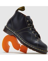 Dr. Martens Church Monkey Boots - Nero