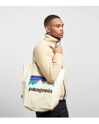 Patagonia - '73 Logo Tote Bag - Lyst