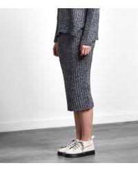 Libertine-Libertine - Uma Knitted Skirt - Lyst