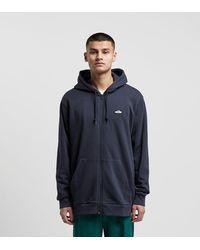 adidas Originals Superstar Embroidered Zip Hoodie - Azul