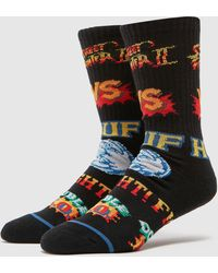 Huf X Street Fighter Chaussettes Graphic - Multicolore
