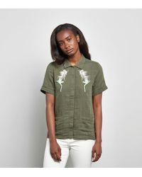 Obey - Kingston Shirt - Lyst