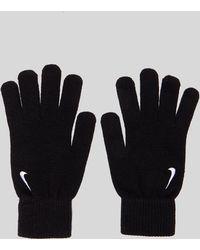 Nike - Swoosh Knit Glove - Lyst