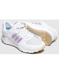 buy online 1b9f1 b1ecc adidas Originals - Eqt Support Womens - Lyst