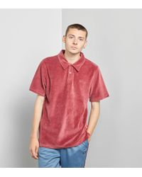 Stussy - Victor Polo Shirt - Lyst