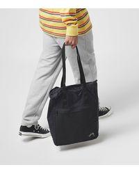 Stussy Lightweight Travel Tote Bag - Schwarz
