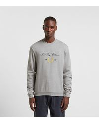 Fred Perry - Archive Crew Sweatshirt - Lyst