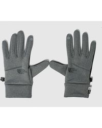 The North Face Etip Hardface Gloves - Gris