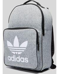 a5e93451cf adidas Originals - Classic Trefoil Backpack - Lyst