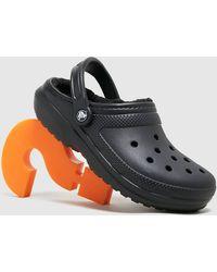 Crocs™ Lined Clogs - Noir