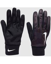 Nike Hyperwarm Gloves - Negro