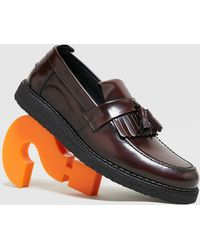 Fred Perry George Cox Tassle Loafer - Multicolore