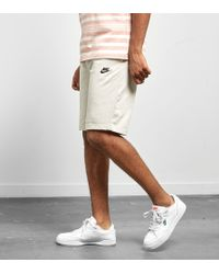 Nike - Short Foundation - Lyst