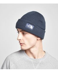 The North Face - Salty Dog Beanie Hat - Lyst