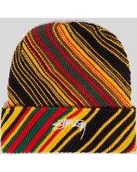 Stussy - Tribe Stripe Hat - Lyst