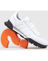 adidas Originals Handball Spezial Femme - Blanc