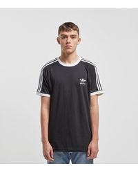 adidas Originals California T-Shirt Herren - Schwarz